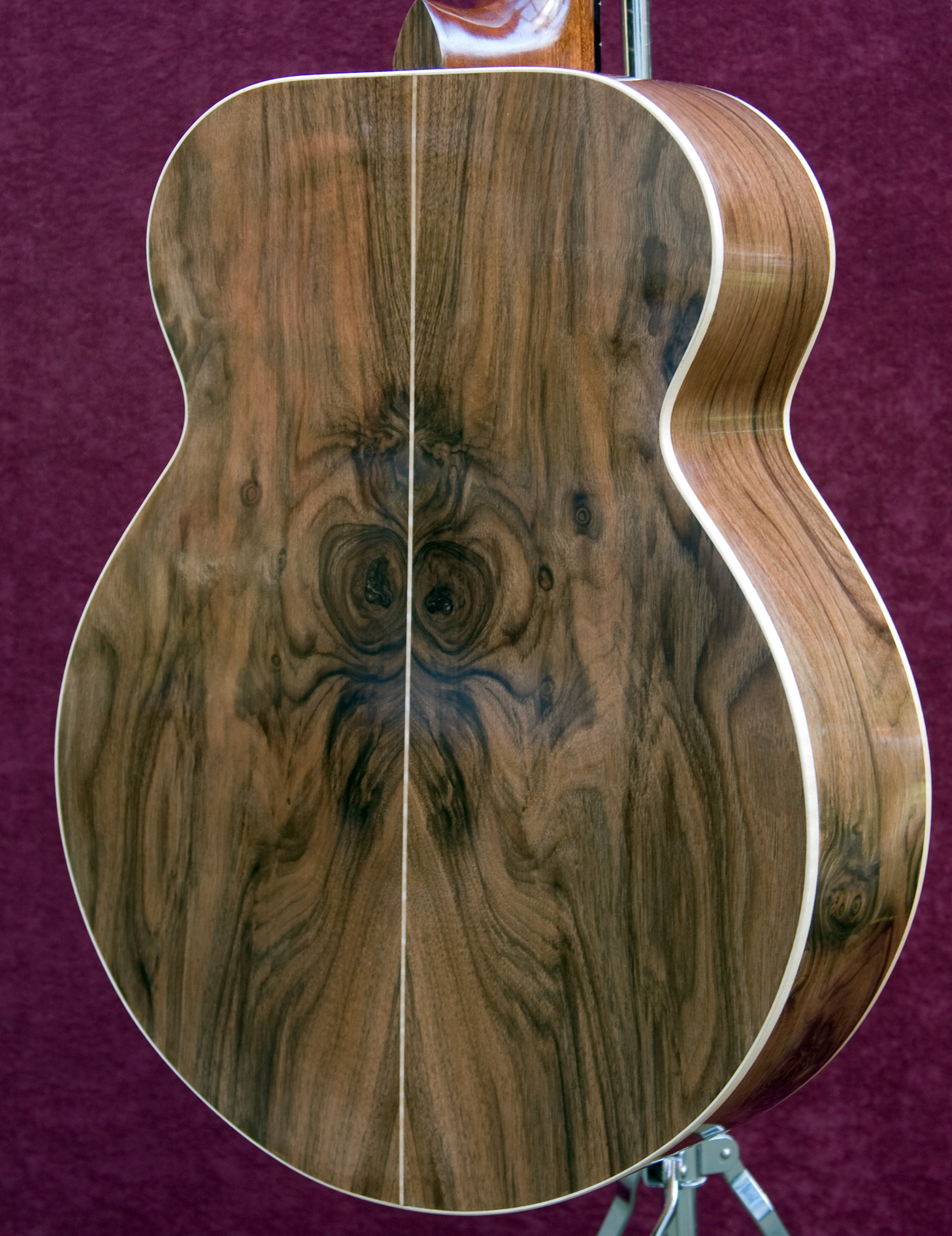 High figure English Walnut SFG