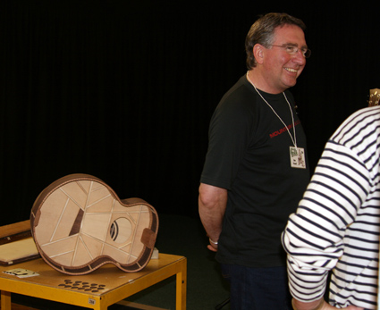 Guitar design workshop